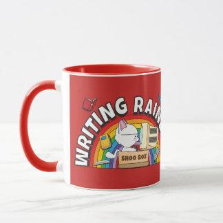 Writing Rainbow Mug