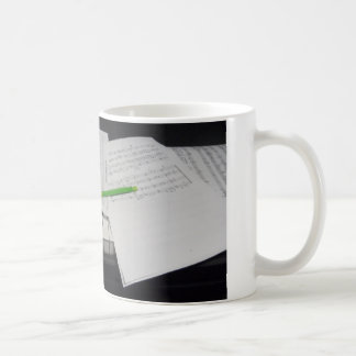 Writing Some Music - Mug