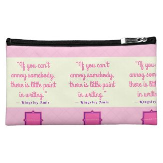 Writing To Annoy People Cosmetic Bag