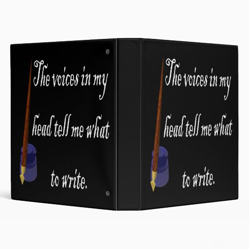 Writing Voices Binder