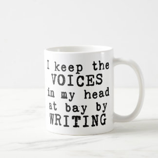 Writing/Voices Mug