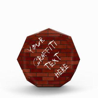 Writings on the brick wall awards