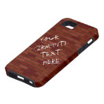 Writings on the brick wall iPhone 5 cases