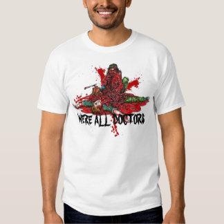 Written In Blood T- shirt