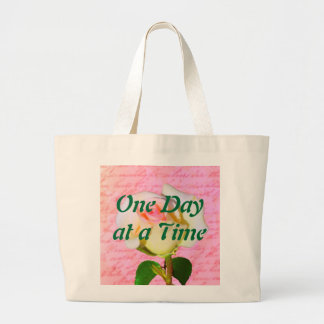 Written with Rose ODAT Canvas Bag