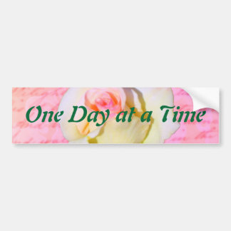 Written with Rose ODAT Bumper Sticker