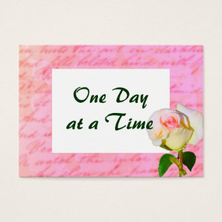 Written with Rose ODAT Business Card