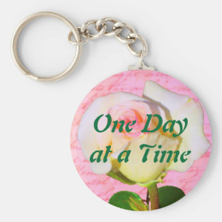 Written with Rose ODAT Keychain