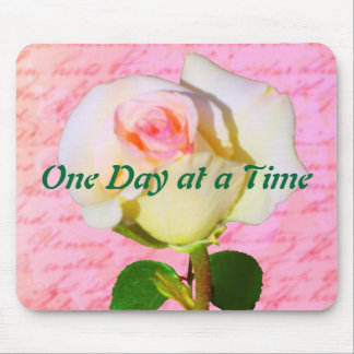 Written with Rose ODAT Mouse Pad