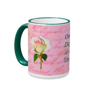 Written with Rose ODAT mug