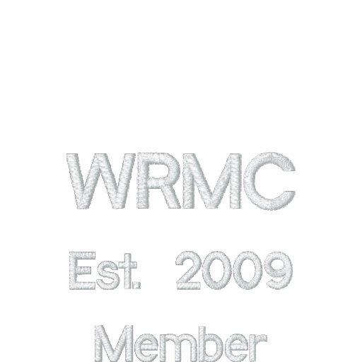 WRMC, Est. 2009, Member Polo Shirt