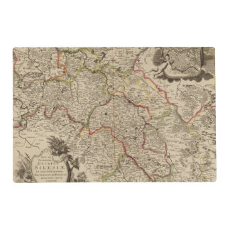 Wroclaw Poland Laminated Placemat