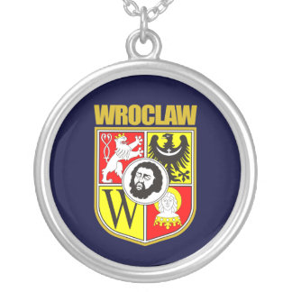 Wroclaw Silver Plated Necklace
