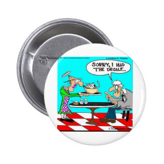 Wrong Coffee Funny Cow Cartoon Gifts & Tees Buttons