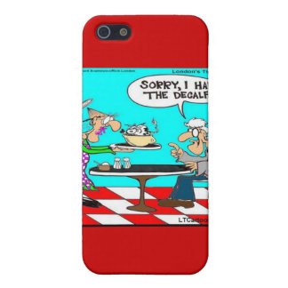 Wrong Coffee Funny Cow Cartoon Gifts & Tees Case For iPhone 5