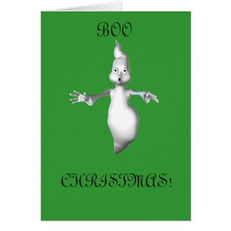 Wrong Holiday Christmas Card