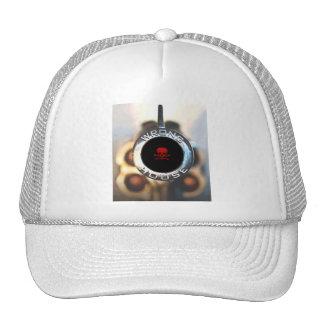 WRONG HOUSE TRUCKER HAT