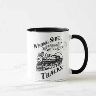 Wrong Side of the Tracks Mug