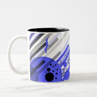 Wrong Way.... Coffee Mugs