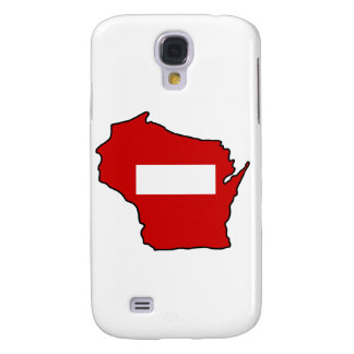 wrong way Wisconsin Galaxy S4 Cover