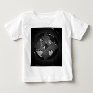 Wrought Iron Cross Baby T-Shirt