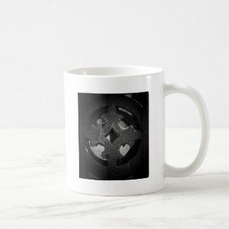Wrought Iron Cross Coffee Mug