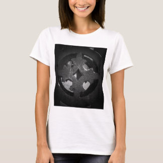 Wrought Iron Cross T-Shirt