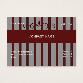 Wrought Iron Fencing Business Cards