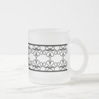 Wrought Iron Railing Mug
