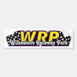 WRP BUMPER STICKER