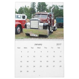 WRT Trucks Calendar by WRT Media Group