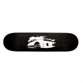 Wrx STI Rolling Shot Skateboard