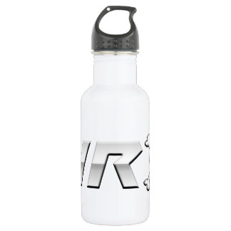 WRX with Scull 18oz Water Bottle