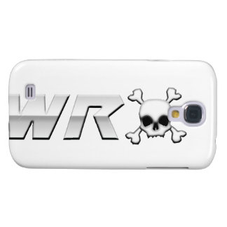 WRX with Scull Samsung Galaxy S4 Case