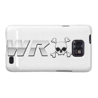 WRX with Scull Galaxy SII Cases