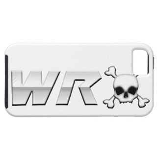 WRX with Scull iPhone 5 Case