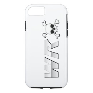 WRX with Scull iPhone 8/7 Case