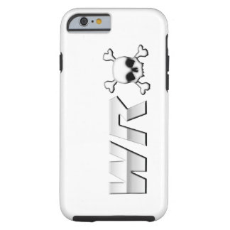 WRX with Scull Tough iPhone 6 Case
