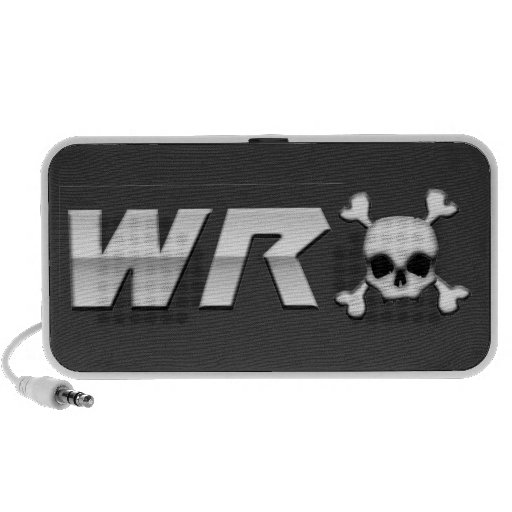 WRX with Skull Mini Speakers
