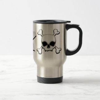 WRX with Skull Travel Mug