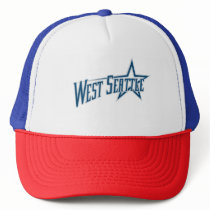 WS All Star - trucker hat