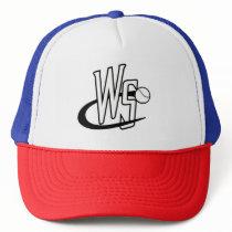 WS baseball - trucker hat