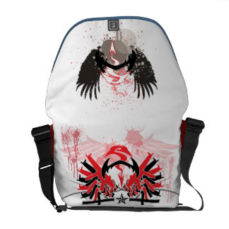 WS Guns/Wings bag Commuter Bag
