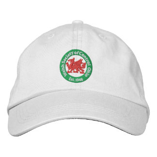 WSCO Logo Ball Cap - White