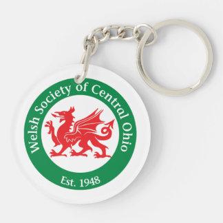 WSCO Logo Keychain Acrylic Keychain