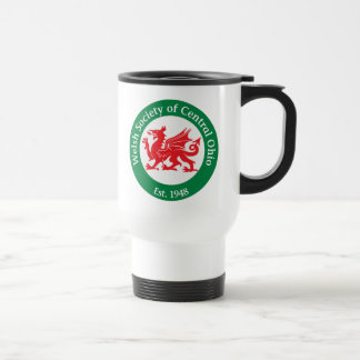 WSCO Logo Travel Mug