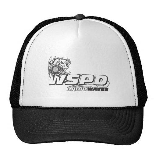 WSPD RADIO WAVES TRUCKER HAT