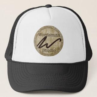 WSS Tan Logo Trucker Hat