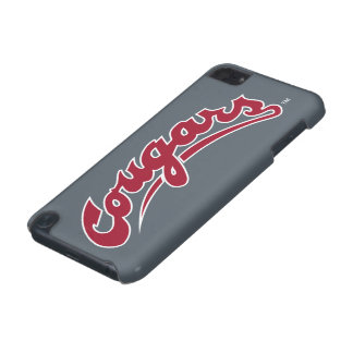 WSU Cougars Logo iPod Touch (5th Generation) Cover