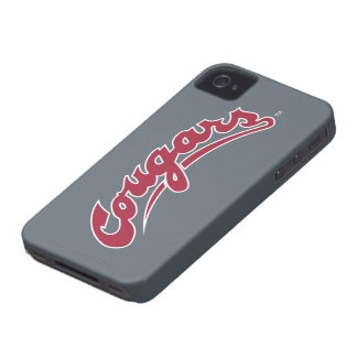 WSU Cougars Logo iPhone 4 Covers